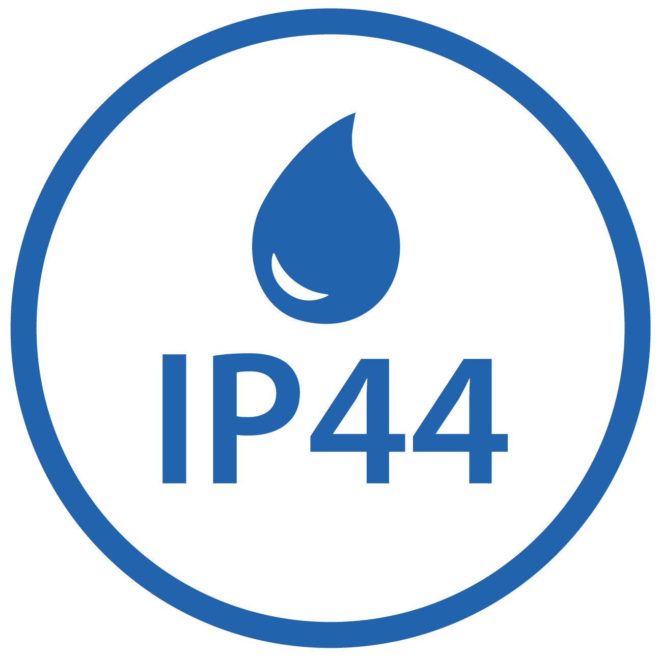 IP44 Stainless Steel Grated Outdoor Bollard