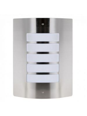 Medlock Stainless Steel Wall Light