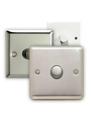 Varilight 1 Gang 2 Way LED Dimmer Switch (V-Pro & V-Com)
