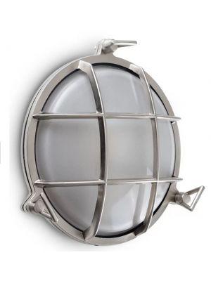 Stern IP66 Round Nautical Bulkhead