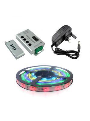 2m RGB LED Pixel Tape Kit