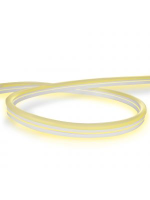NeoDome 15mm x 10mm Neon LED Strip Lights Yellow Single Colour