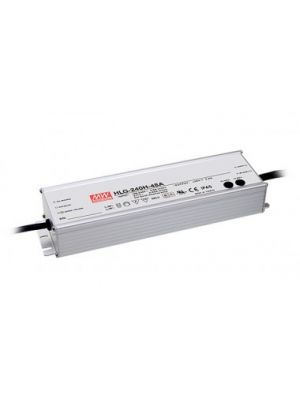 HLG 240W 0-10v Dimmable Driver - 24v