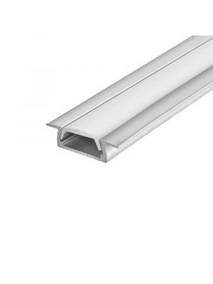SlimPro 1m Recessed Aluminium Profile/Extrusion