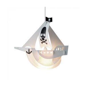Children's Pirate Ship Pendant Shade (Shade Only)