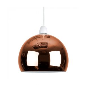 Mini Arco Metal Pendant Shade (Shade Only)
