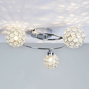 Ducy 3 Way Ceiling Light