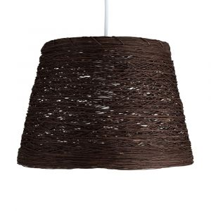 Jaap Rattan/Twine Tapered Drum Pendant (Shade Only)