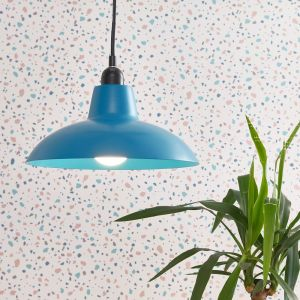 Civic Blue Pendant Shade (SHADE ONLY)