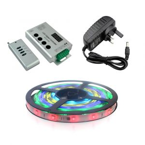 2m RGB LED Pixel Tape Kit