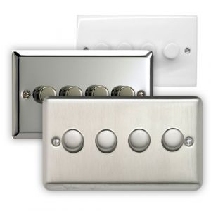 Varilight 4 Gang 2 Way LED Dimmer Switch (V-Pro & V-Com)