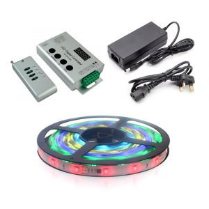 5m RGB LED Pixel Tape Kit