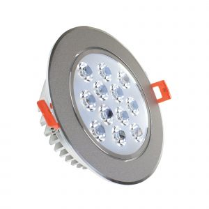 ReadyLED 12W Fitted LED Downlight 1000 Lumens, Standard (Tilt)