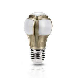 Eco-Rocket E27 9W LED Globe Bulb 810 Lumens
