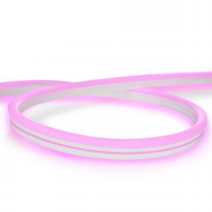 NeoDome 15mm x 10mm Neon LED Strip Lights Pink Single Colour