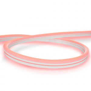 NeoDome 15mm x 10mm Neon LED Strip Lights Red Single Colour