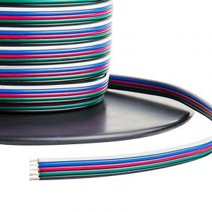 Cnect 1m 5 Core Cable