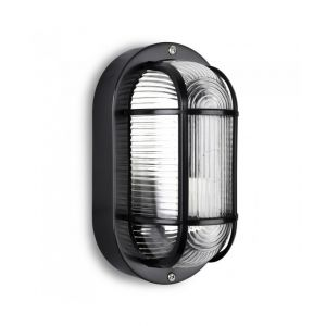 Camilla Polypropylene 60W IP44 Bulkhead Light