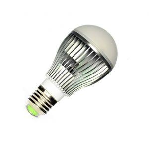 E27 5W LED = 50W Halogen (Globe) - 430 Lumens