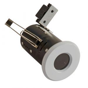 UltraSpot Fire Rated Diecast MR16 Showerlight - White