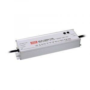 NeoPower Mean Well 185w HLG-185H 240v-24v Transformer