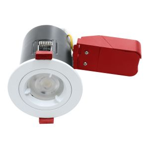 UltraSpot+ Ignis Plus Fire Rated Downlight MR16 Fixed White