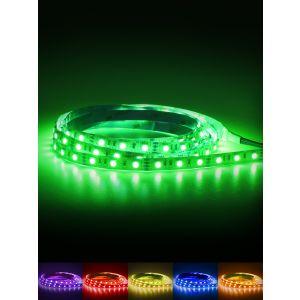 24v RGB Colour LED Strip Lights, 60 x 5050SMD, 14.4W