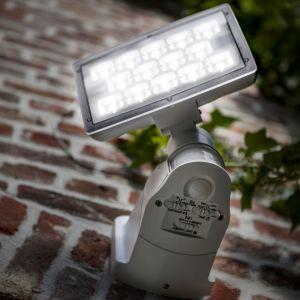 Peri Outdoor LED Wall Light With PIR Motion Sensor