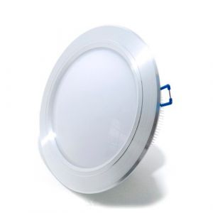 EvoLED 12W Fitted LED Downlight Frosted