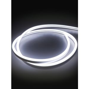 NeoDome 15mm x 10mm Neon LED Strip Lights Cool White 6000K