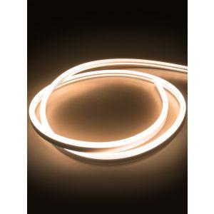 NeoDome 15mm x 10mm Neon LED Strip Lights Warm White 3000K