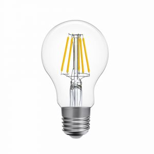 OMNIPlus Dimmable E27 6W OMNI-LED, Clear Globe