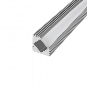 SlimPro 2m 45 Degree Aluminium Profile