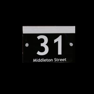 LED Door Number