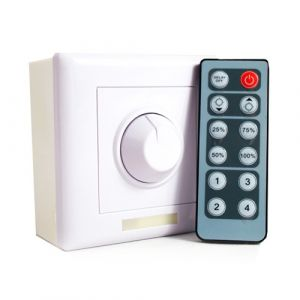 12V LED Dimmer Switch With IR Remote