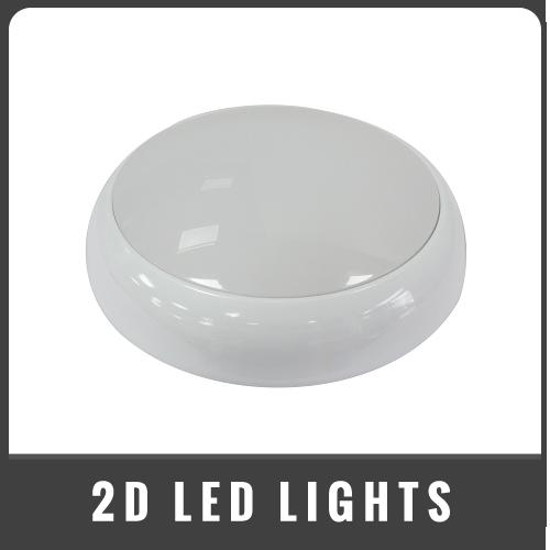 2D LED Lights
