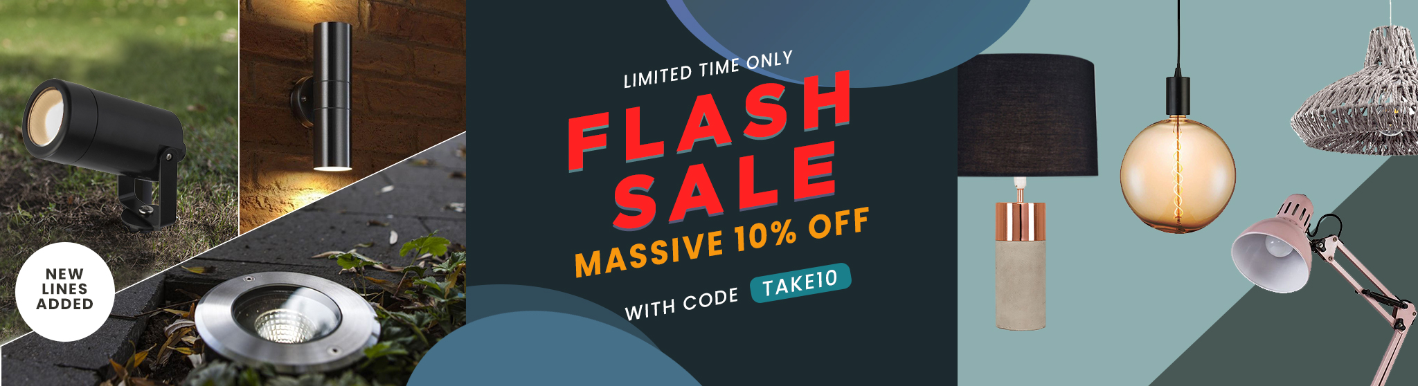 EXTRA 10% OFF NOW