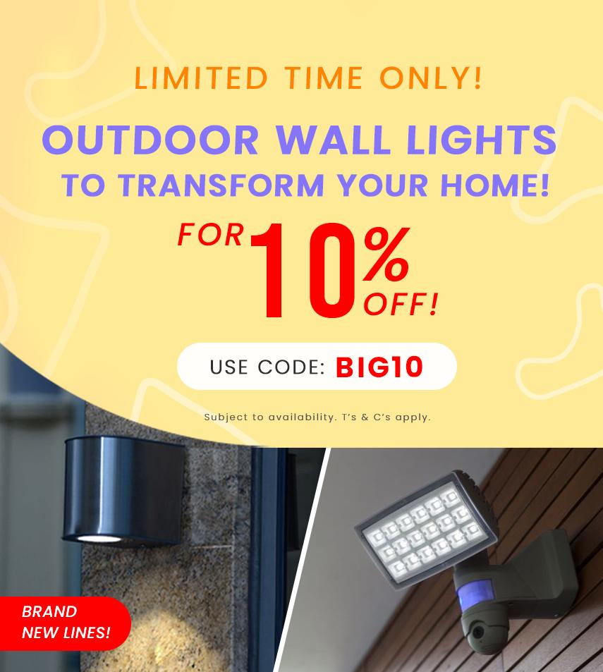 10% OFF Decking Lights