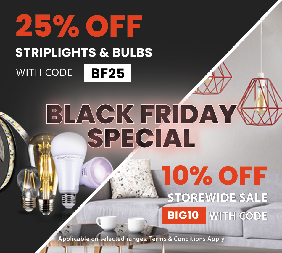 BLACK FRIDAY 25% OFF NOW