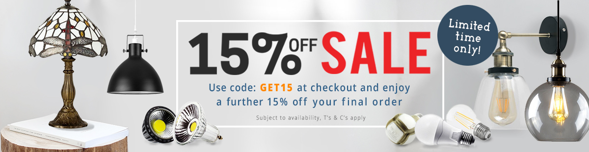 Summer SALE Discount of 15% off in case you add to cart the code GET15