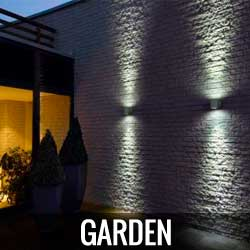 LED lights for your garden