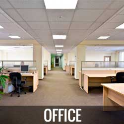 LED lights for your office