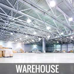 LED lights for your warehouse