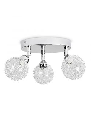 Alambre 3 Way Directional Ceiling Light