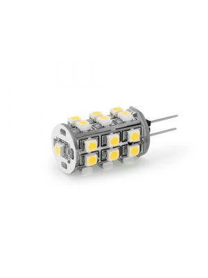 G4 LED 25 SMD Cylinder, 150 Lumens